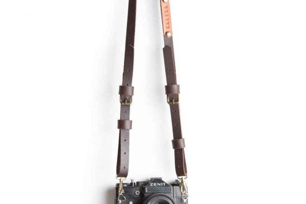 Kişiye Özel Kamera Askısı, Hakiki Deri Fotoğraf Makinesi Askısı, Kişiye Özel Hediyelik Fotoğraf Makine Askısı, Hakiki Deri Kamera Boyun Askısı, Deri Fotoğraf Makinesi Boyun Askısı