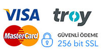 troy visa mastercard ödeme